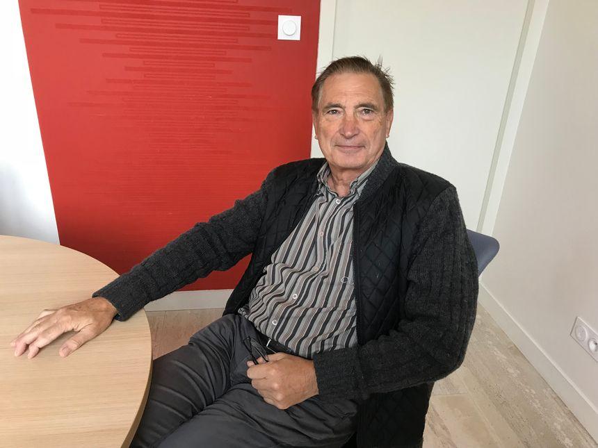 Jean-François Lassalle, le maire de Grez-en-Bouère