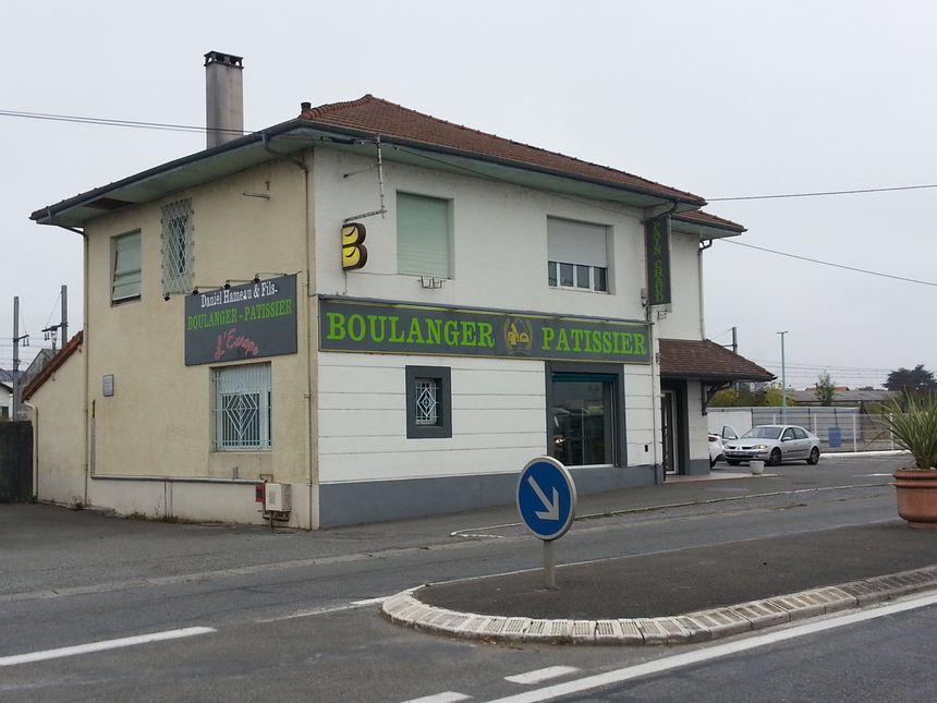 La boulangerie de l'avenue de l'Europe