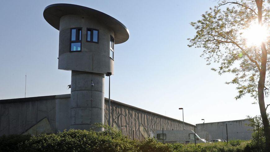 La prison de Strasbourg