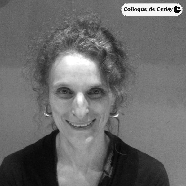 Anne Bénichou au CCIC de Cerisy, 2018