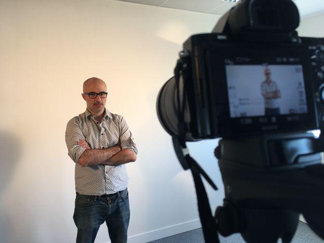Le journaliste à Mediapart Matthieu Suc