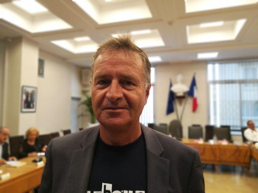 François Amigorena demande au maire d'être assigné en diffamation afin de prouver sa bonne foi