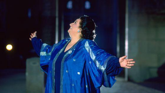 France Musique rend hommage à Montserrat Caballé, disparue samedi 6 octobre