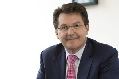 Olivier Roussat, le PDG de Bouygues Telecom Auteur :