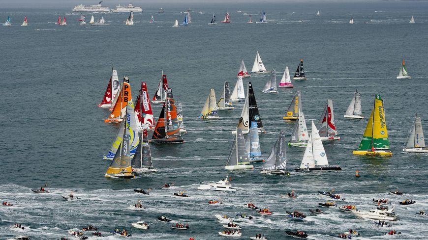 123 skippers vont participer à la 40e édition de la Route du Rhum.