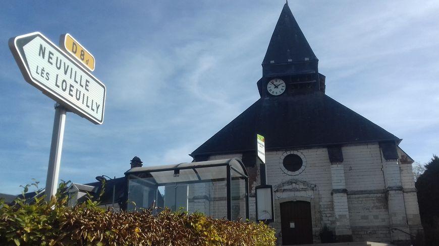 Loeuilly et Neuville-lès-Loeuilly vont fusionner avec Nampty et Tilloy-Lès-Conty