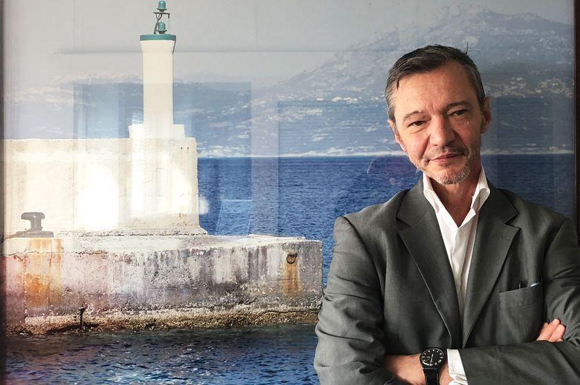 Stéphane Rozès, président de Cap (Conseils, analyses et perspectives), enseignant à Sciences-Po et HEC , le 15 octobre 2018