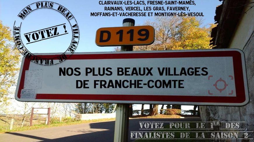 1er vote de qualif'... qui allez-vous sélectionner pour la grande finale de juin prochain ? Retours dans les rues des Villages parcourus ce trimestre, pour de nouveaux angles de vue... À vous de voter !
