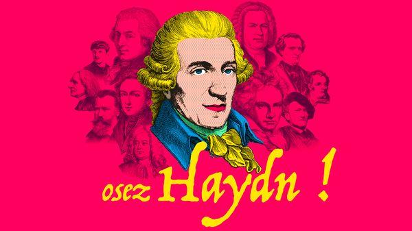 """""""Osez Haydn ! """"  Le jeune festival parisien à découvrir !"""