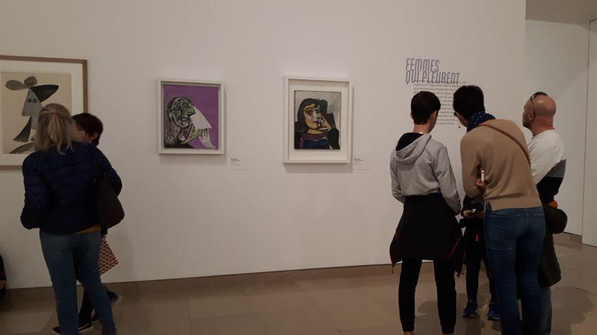 L'exposition Picasso est ouverte au public jusqu'au 3 mars 2019.