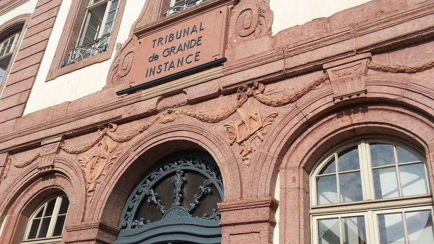 Le tribunal de grande instance de Colmar