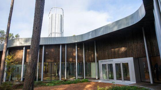 Le Centre Arvo Pärt en Estonie