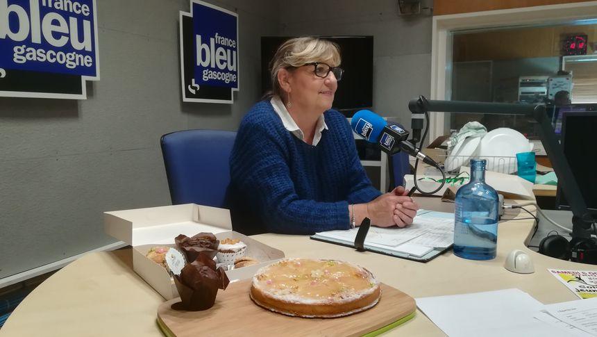 Dominique Brus de Louise Pâtisse et sa tarte bourdaloue