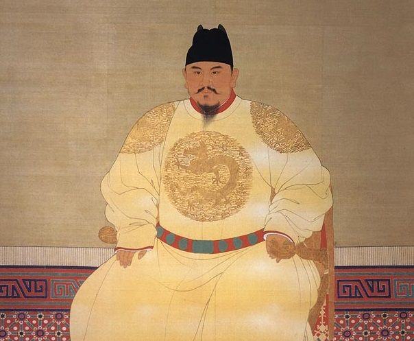 Hongwu, ayant pour nom de naissance Zhu Yuanzhang, est l'empereur fondateur de la Dynastie Ming. Il règne en Chine de 1368 à 1398