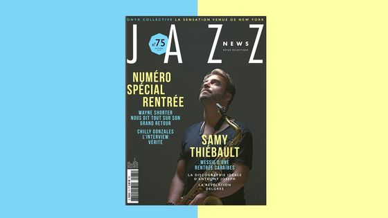 Jazz News n°75 de octobre 2018