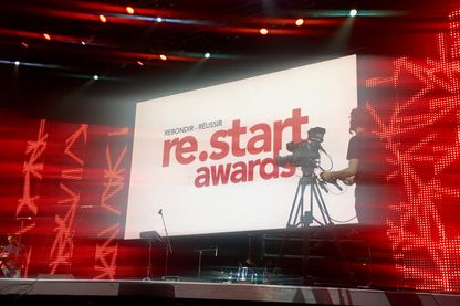 Re.Start Awards, Paris, 2018