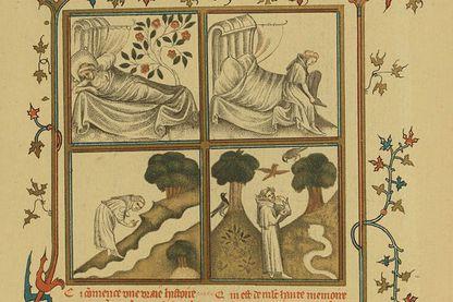 "Manuscrit du ""Roman de la Rose"""