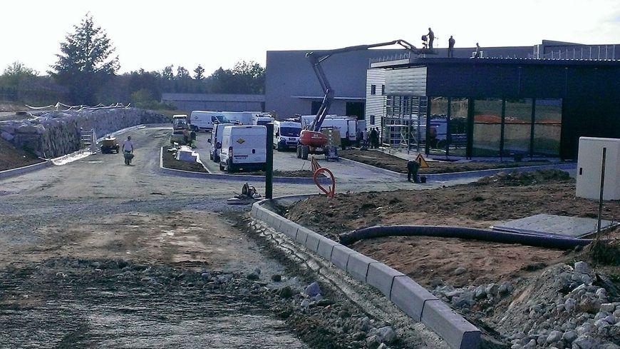 La nouvelle usine de Minerva Oil est sortie de terre à Meuzac