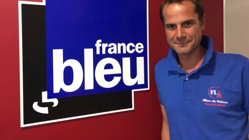 Franck Labeyrie vigneron