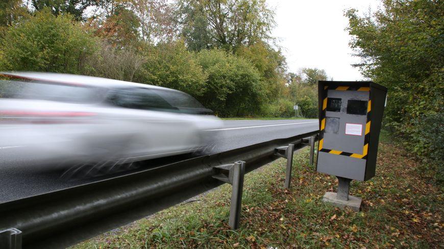 Découvrez les radars qui ont le plus flashé en Indre-et-Loire en 2017
