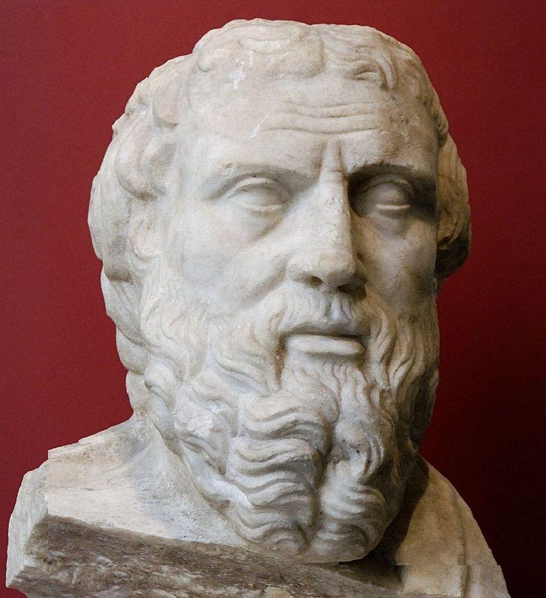 Hérodote (-480 – vers -425 av. J.-C.)