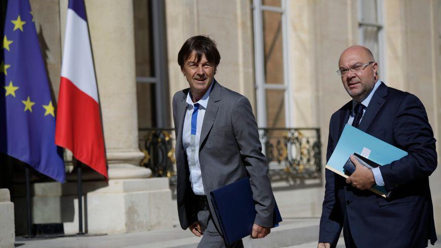Stéphane Travert n'a pas été épargné par la polémique durant son passage au Ministère de l'Agriculture