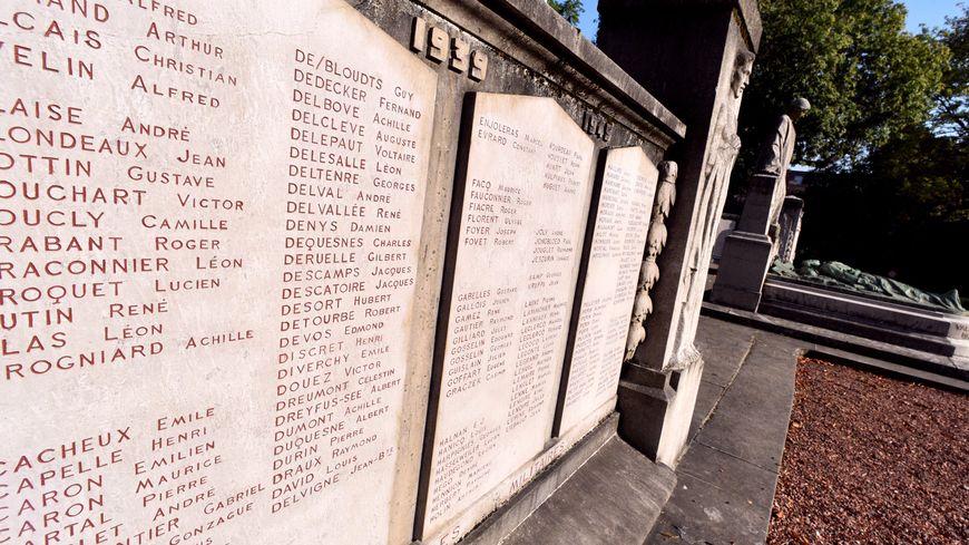 Illustration Monument aux morts