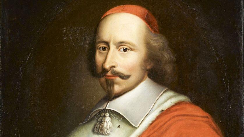Portrait de Jules Mazarin par Mathieu Le Nain