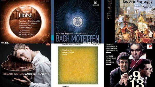 Actualité du disque : Holst, Bach, Charpentier...