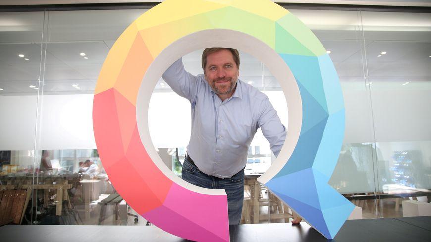 Eric Leandri, PDG de Qwant