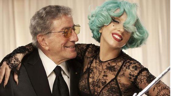 Tony Bennett et Lady Gaga