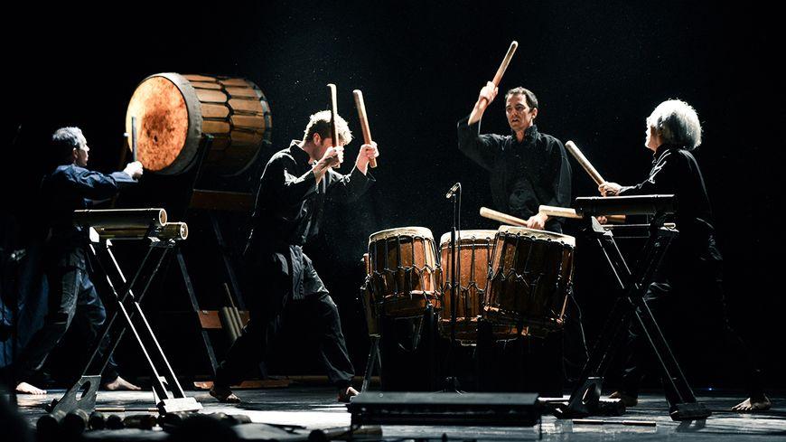 MUS'iterranée 2018 Bamboo Orchestra percussions d'Asie et d'Ailleurs samedi 27 Octobre Amphithéâtre de la Verrière