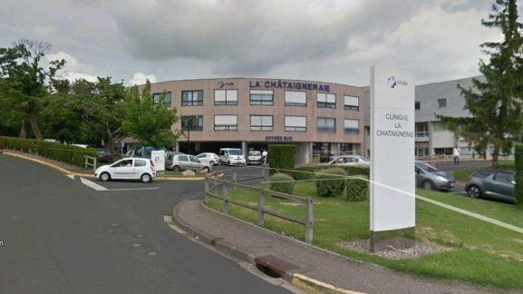 La clinique de la Châtaigneraie à Beaumont