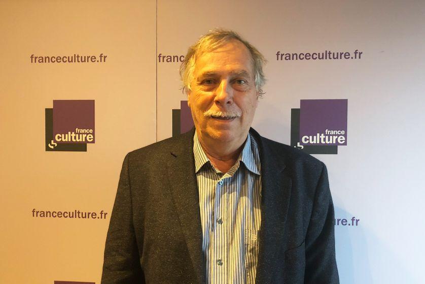 Daniel Schertzer, professeur à l'Ecole nationale des ponts et chaussées