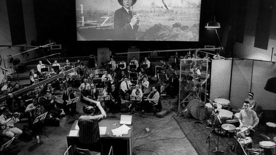 Le cinéma et la musique