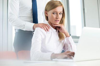 Le harcèlement sexuel : au travail, une femme sur trois en est victime !