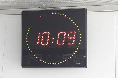 Quelle heure sera-t-il dimanche à cette heure-ci?