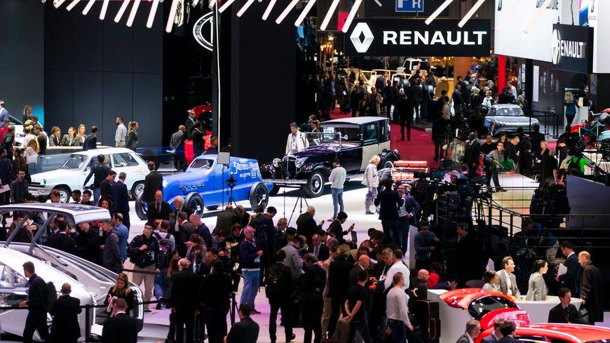 Plus d'un million de visiteurs au Mondial de l'auto à Paris