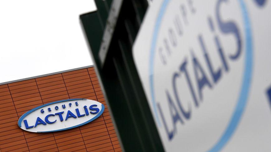 Le siège social de Lactalis, à Laval (Mayenne).