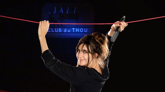 Nathalie Piolé © Christophe Abramowitz / RF - Enseigne du Jazz Club du Thou (17) © https://www.facebook.com/JAZZ-CLUB-DU-THOU-148208375238827/