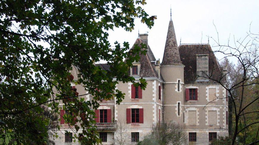 Le Château de Martel, à Monflanquin