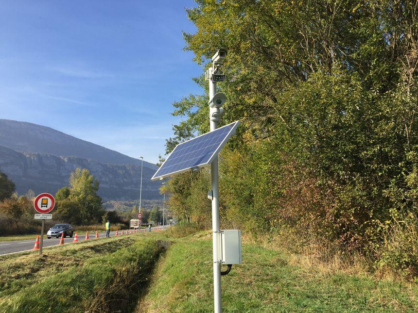Les radars fonctionnent grâce à l'énergie solaire