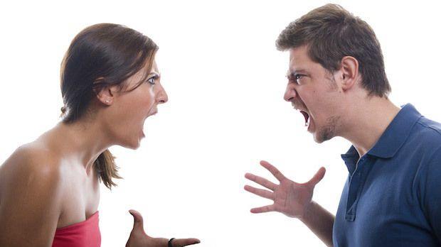Une dispute n'est pas forcément mauvaise !