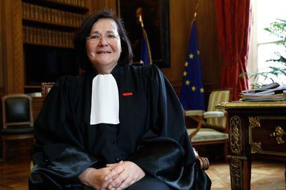 Marie-Aimée Peyron le 10 janvier 2018