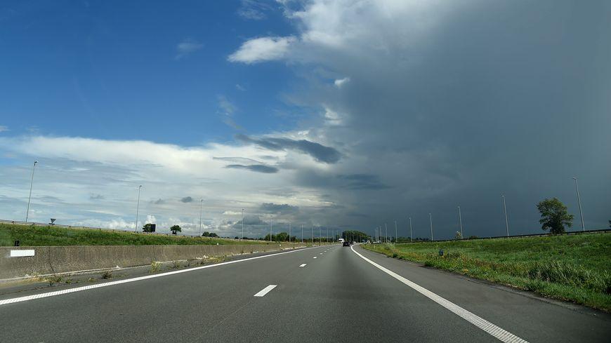 Préfet de Haute-Savoie doit maintenant de délivrer la déclaration d'utilité publique pour cette autoroute (illustration)