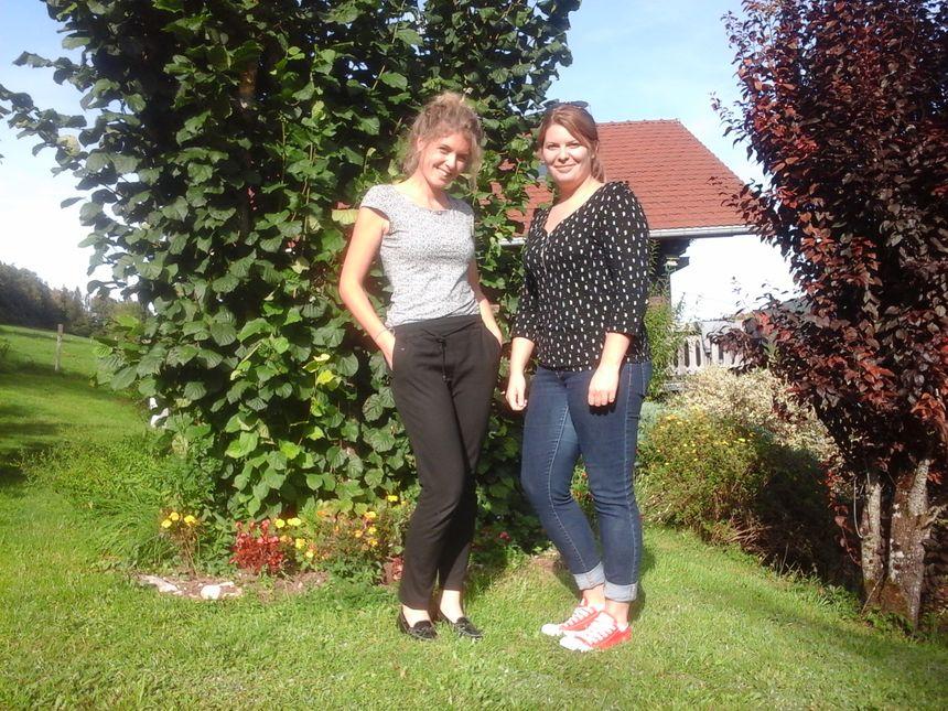 Anne Chopard-Lallier et Eva, son amie... 2 regards sur un même pays !