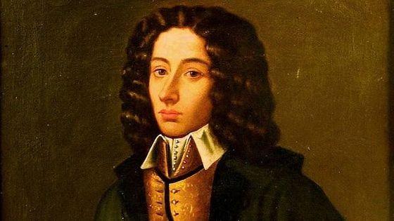 Portrait de Giovanni Battista Pergolesi