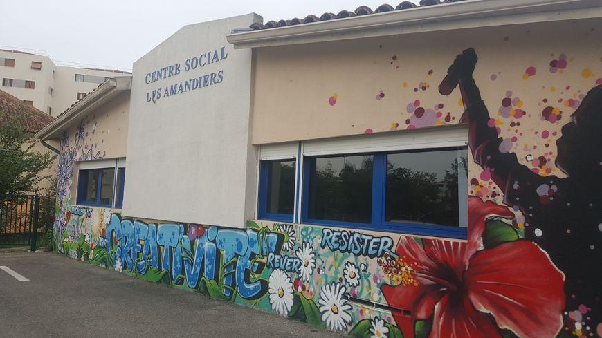 Le centre social a été victime d'un nouvel acte de vandalisme