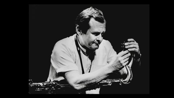 INEDIT - Stan Getz à Paris en 1979 (2/2)