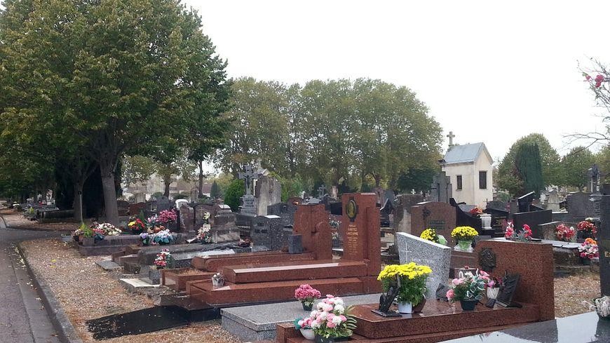Le cimetière du Sud, à Nancy, s'étend sur 33 hectares et compte 36000 sépultures